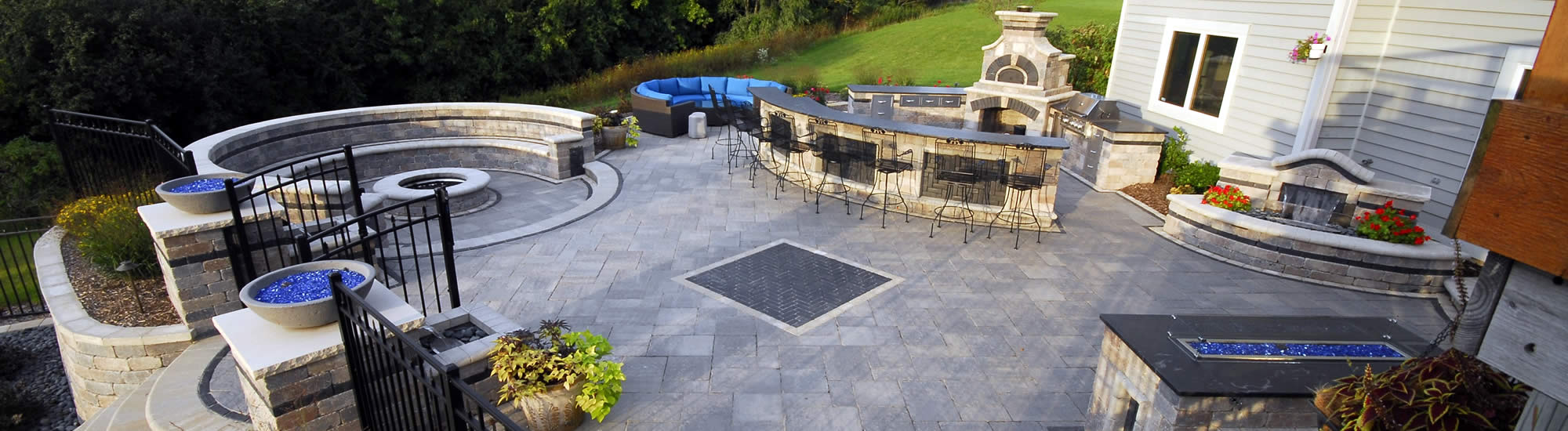 Outdoor Patios, Design and Installation